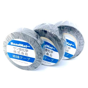 Bondmat Black Insulation Tape Malaysia Supplier