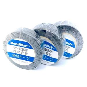Bondmat Black Insulation Tape Malaysia Supplier
